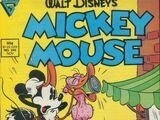 Mickey est désobligeant