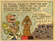 Phooey Duck La course aux médailles