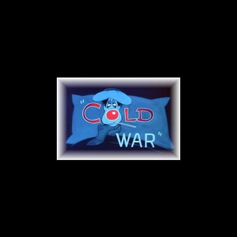 <i>Title card</i> de <i>Cold War</i>.