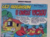 Les Robinson d'Oncle Picsou