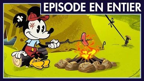 Mickey Mouse Comme autrefois - Épisode intégral - Exclusivité Disney