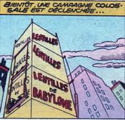 Donald et les lentilles de Babylone 4