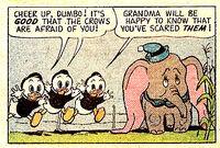 Dumbo par Carl Barks