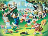 Univers de Donald Duck