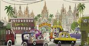 Mickey en Inde - extrait 3