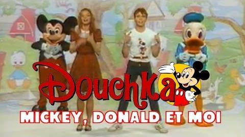 Mickey, Donald et moi...
