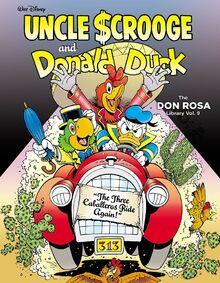 The Don Rosa Library n°9