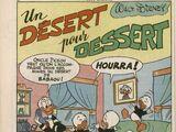 Un désert pour dessert