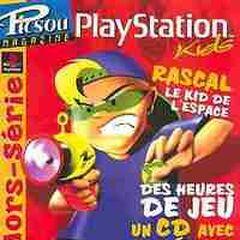 Deuxième hors-série de <i>Picsou Magazine</i> (titré <i>Playstation kids: Rascal, le Kid de l'espace</i>) datant d'avril 1998.