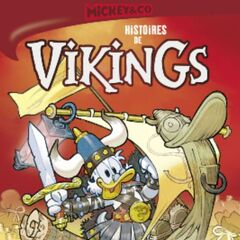 Tome 9: <i>Histoires de vikings</i>.
