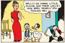Donald et donaldo