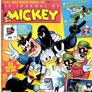 Le Journal de Mickey 3232