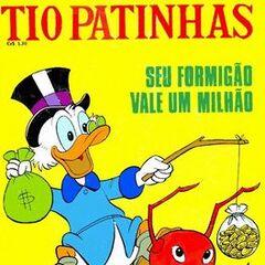 Couverture du magazine brésilien, <i><a href=