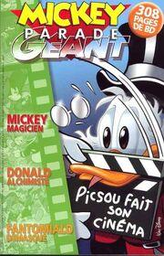 Mickey Parade Géant nº307