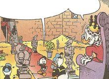 Salle du trône de Picsouland
