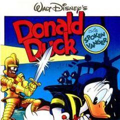 Couverture du <i>De beste verhalen van Donald Duck</i> n°48, dessinée par <a href=