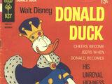 « Sans » majesté Donald