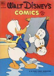 Walt Disney's Comics and Stories nº146