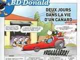 Un jour dans la vie d'un canard (histoire de Daan Jippes et Carl Barks)