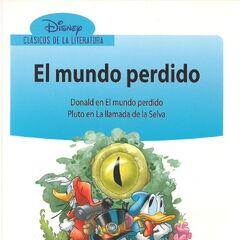 Couverture de la revue espagnole <i>Clásicos de la literatura</i> n<sup class=