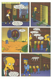 Simpsons Comics 36 - Extrait