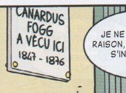 Demeur de Canardus Fogg