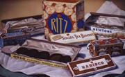 Gâteaux achetés par la mère de Mickey
