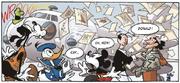 Donald perd tous les dessins de Salvador Dali