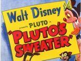 Le Pull-over de Pluto