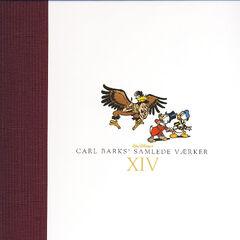 Couverture de l'album <i>Carl Barks' Samlede Værker</i> n<sup class=