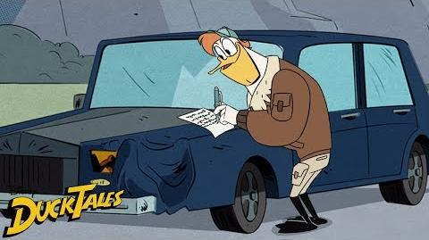 Launchpad DuckTales Disney XD