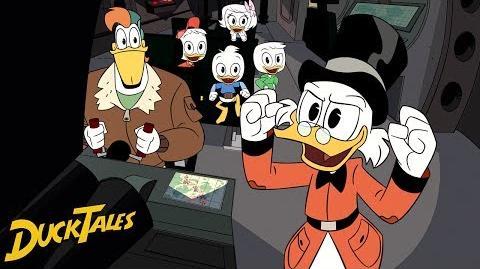 DuckTales Exclusive Sneak Peek Comic-Con 2017 Disney XD