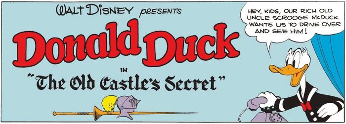 Le Secret du vieux château bandeau