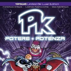 Couverture de <i>Topolino Limited De Luxe Edition</i> n°2 du 21 mai 2015 illustrant ce récit. Elle est dessinée par Lorenzo Pastrovicchio.