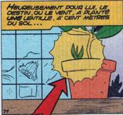 Donald et les lentilles de Babylone 8