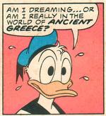 Donald Duck par Bob Gregory