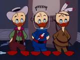 Frères de Daisy Duck