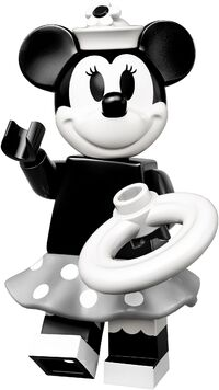 Minnie Vintage LEGO