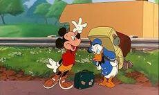Cameo Donald Mickey
