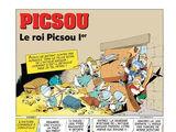 Le roi Picsou 1er (histoire de Daan Jippes et Carl Barks)