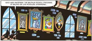 Le Portrait de Balthazar Picsou 3