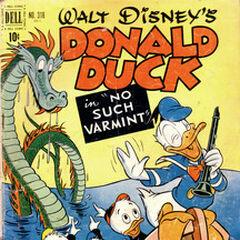 Couverture de <i>Four Color Comics</i> n°318 où est parue cette histoire, réalisée par <a class=