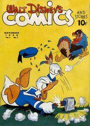 Walt Disney's Comics and Stories n°2
