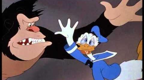 Donald Duck 045 Donald Et Le Gorille FR