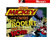 Mickey et les choses qui rôdent dans le noir
