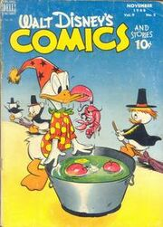 Walt Disney's Comics and Stories n°98