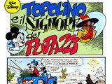 Mickey contre le maître des pantins !
