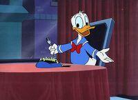 Modèle VI Vareuse de Donald Duck