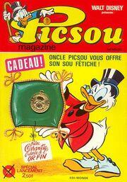 Picsou Magazine n°2