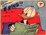 Donald Duck par Bill Wright